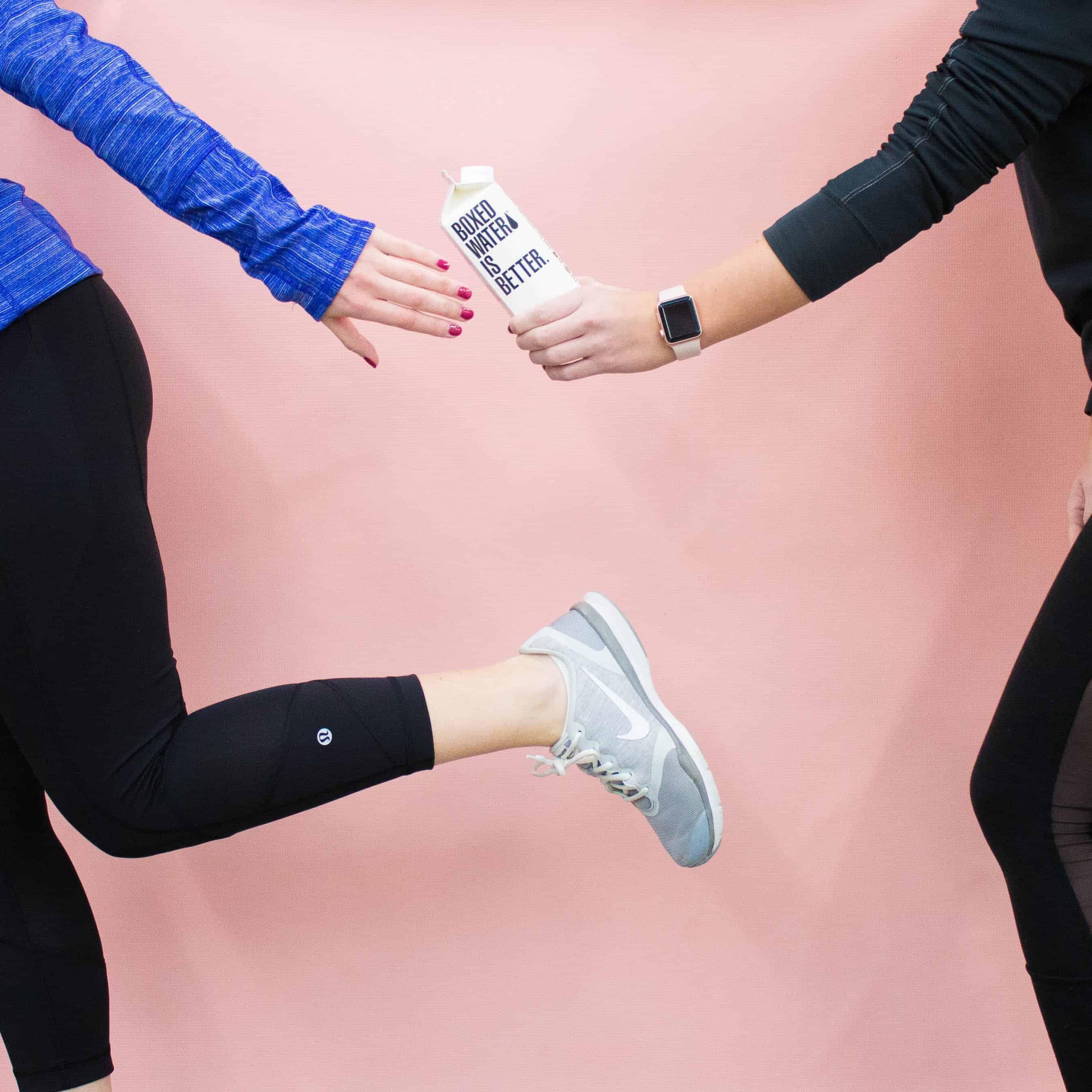 saving energy while running